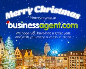 Merry Christmas from businessagent.com!