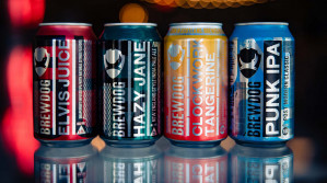 Did you invest in BrewDog?