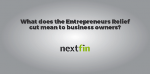 Entrepreneurs Relief Cut for Lifetime business owners