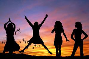 International Women's Day.  A Push For Progress