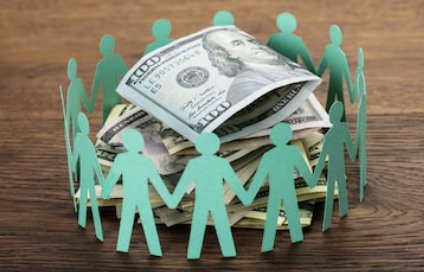 How do I sell my equity crowdfunding shares?