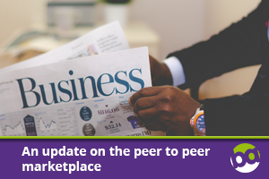 An update on the Peer to Peer marketplace