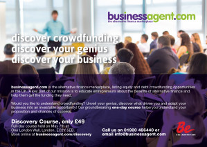 How to Crowdfund - Business Agent launches it's Discovery Day