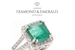 London Diamond and Emerald Exchange crowdfunding campaign
